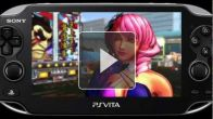 Street Fighter X Tekken Vita : Bryan, Jack Lars & Alisa