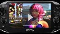 Street Fighter X Tekken Vita : Bryan, Jack Lars & Alisa