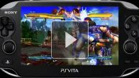 Street Fighter X Tekken : PS Vita Trailer 02