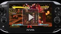 Street Fighter X Tekken Vita : Guy & Cody