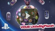 vid�o : LittleBigPlanet : trailer de lancement PS Vita