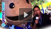 Vid�o : GC 12 - LittleBigPlanet Vita nos impressions Vidéo