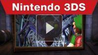 Luigi's Mansion Dark Moon : trailer 3DS de la conférence