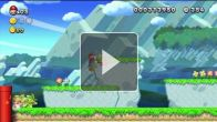 Vid�o : New Super Mario Bros. U - Gameplay Trailer