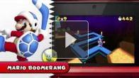 Vidéo : Bande-annonce de lancement Super Mario 3D Land