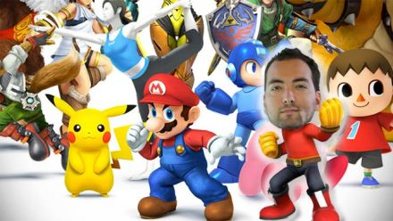 vid�o : REPLAY. #GameblogLive : la rédac' se frotte à Super Smash Bros. Wii U