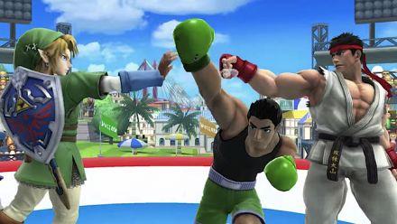 Ryu de Street Fighter dans Super Smash Bros ?