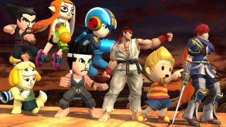 Super Smash Bros. : Ryu et autres dispo maintenant dans une énorme mise à jour
