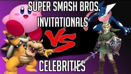 Super Smash Bros. Wii U - Showmatch Zelda Williams E3 2014