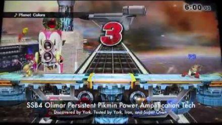 Super Smash Bros. Olimar P3A vidéo 1