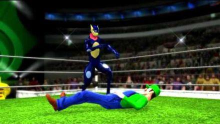 Super Smash Bros. X WWE