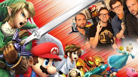 vidéo : REPLAY. #GameblogLive : la rédac s'affronte sur Super Smash Bros. 3DS