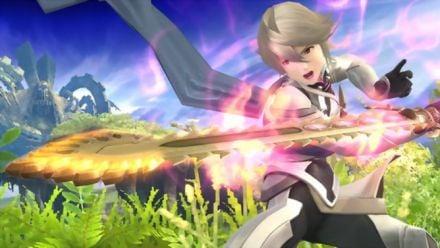 Vid�o : Super Smash Bros. Trailer Bayonette vs. Corrin
