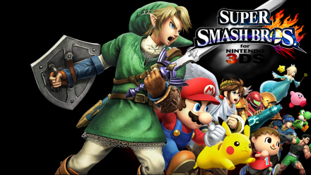 vid�o : Full Steam Ahead - musique Super Smash Bros 3DS