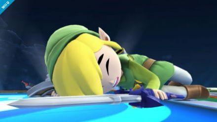 vidéo : Super Smash Bros 3DS : MegaMan