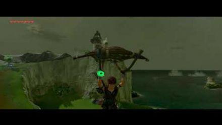 vidéo : Breath of the Wild sans Cel Shading (vidéo de Arkh Longstride)