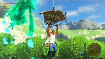 Vid�o : Zelda Breath of the Wild : Mod CJ de GTA San Andreas