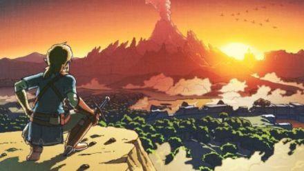 Vid�o : Zelda Breath of the Wild : 40 minutes de gameplay sur Switch