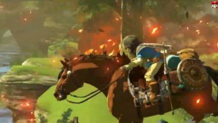 vidéo : Zelda Breath of the Wild : Vidéo site officiel 01