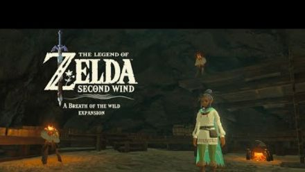 vidéo : BRAND-NEW! Shop System, Location, NPC and More! (Second Wind) - Zelda Breath of the Wild (vidéo de Waikuteru)