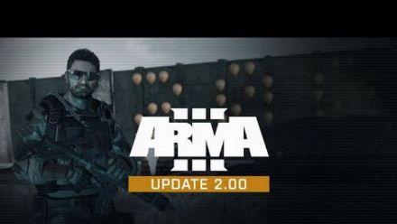 Arma 3 - Update 2.00 Trailer