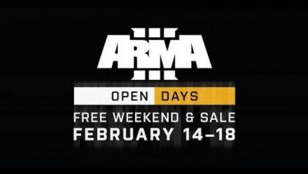Vidéo : ARMA III : Free Weekend février 2019
