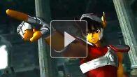 vid�o : Saint Seiya Senki (Les Chevaliers du Zodiaque) PS3 - Trailer