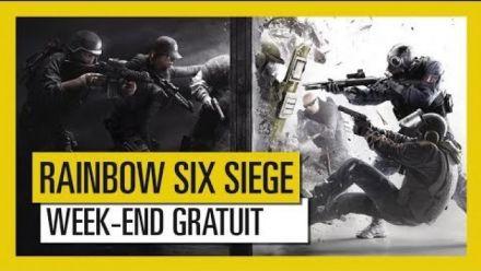 Vid�o : Rainbow Six Siege : Essayez-le gratuitement la semaine prochaine