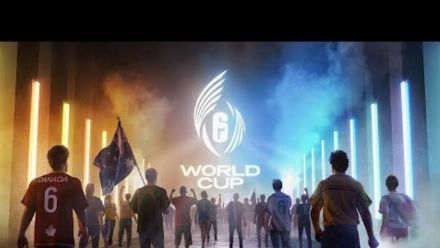 Vid�o : Rainbow Six World Cup - Trailer [Officiel] VOSTFR HD