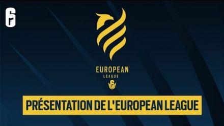 vidéo : Rainbow Six - Présentation de l'European League [OFFICIEL] VOSTFR HD