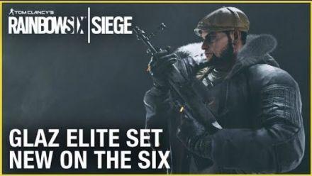 Vidéo : Rainbow Six Siege: Glaz Elite Set - New on the Six | Ubisoft [NA]