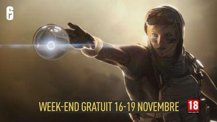 Vid�o : Rainbow Six Siege annonce son week-end gratuit