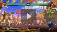 vid�o : KOF 13 : Goro en action