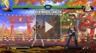 KOF 13 : Benimaru en action