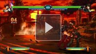 The King of Fighters XIII : Iori Combos 03