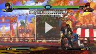 vid�o : KOF 13 : Kyo en action