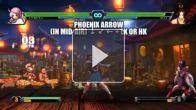 KOF XIII : Athena Command List