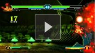 The King of Fighters XIII : Combos Exhibition Trailer