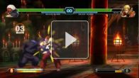 Vid�o : The King of Fighters XIII : Mr. Karate Combos Exhibition