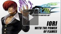 The King of Fighters XIII : Iori Yagami Command List