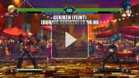 KOF XIII : Shen Woo Command List