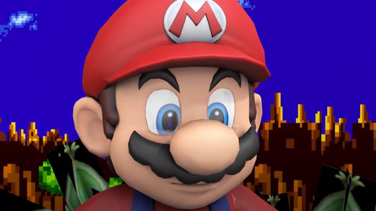 L'image du jour : Si Mario et Sonic échangeaient leur place
