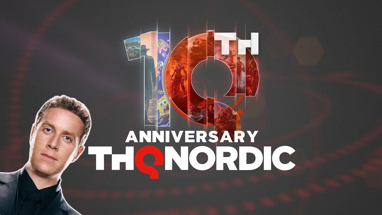 """THQ Nordic fêtera ses 10 ans avec un live et des annonces """"attendues depuis des décennies"""""""