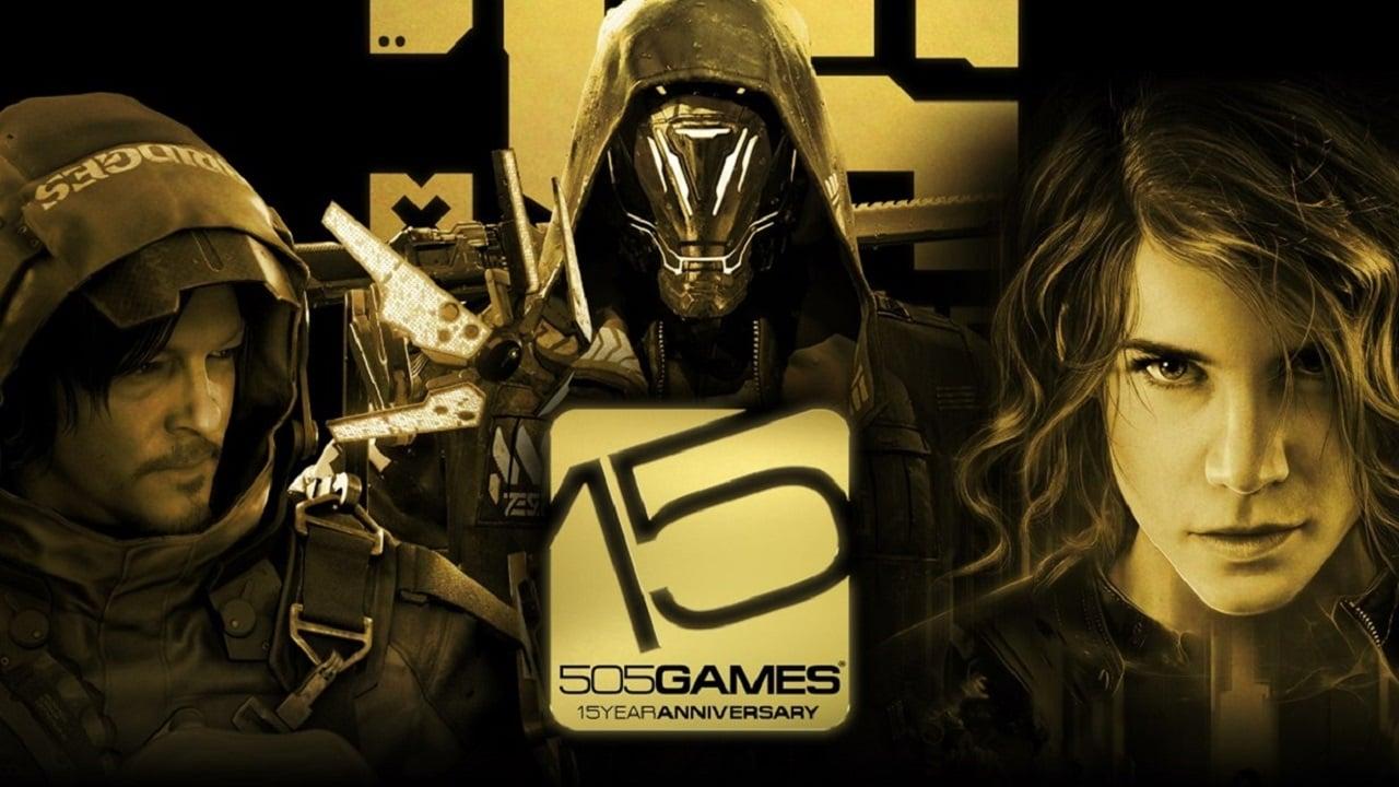 505 Games fête son 15e anniversaire et offre des réductions sur Control, Death Stranding, Assetto Corsa...