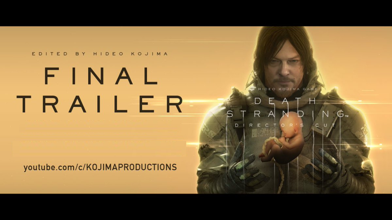 Death Stranding Director's Cut : La curieuse mise en garde de Hideo Kojima
