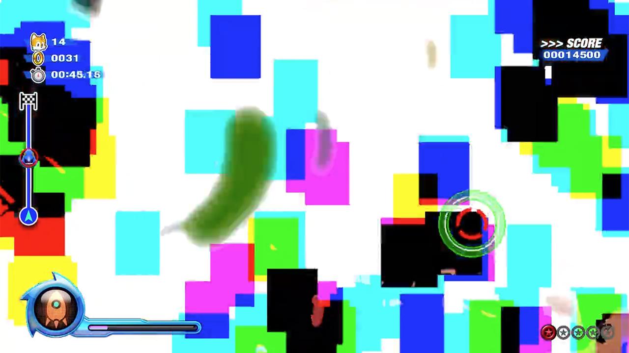 Nintendo Switch : D'énormes bugs dans Sonic Colours Ultimate, SEGA et les développeurs réagissent