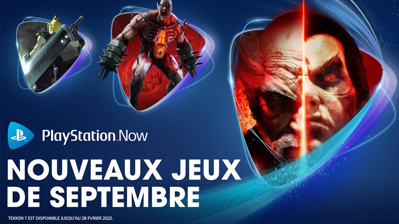 PlayStation Now : Les jeux de septembre 2021 annoncés à coups de poings et de fantaisie