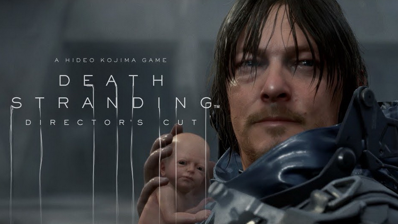 Death Stranding Director's Cut : Hideo Kojima présente son trailer final PS5