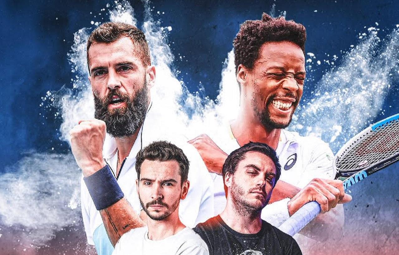 """Domingo et Zerator vont """"défier"""" les tennismen Benoit Paire et Gael Monfils ce 18 septembre, à suivre sur Twitch"""