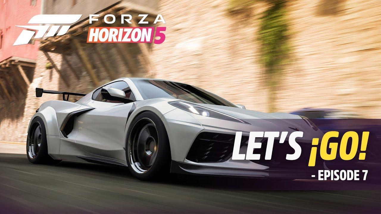 Forza Horizon 5 présente son mode solo et liste des centaines de voitures